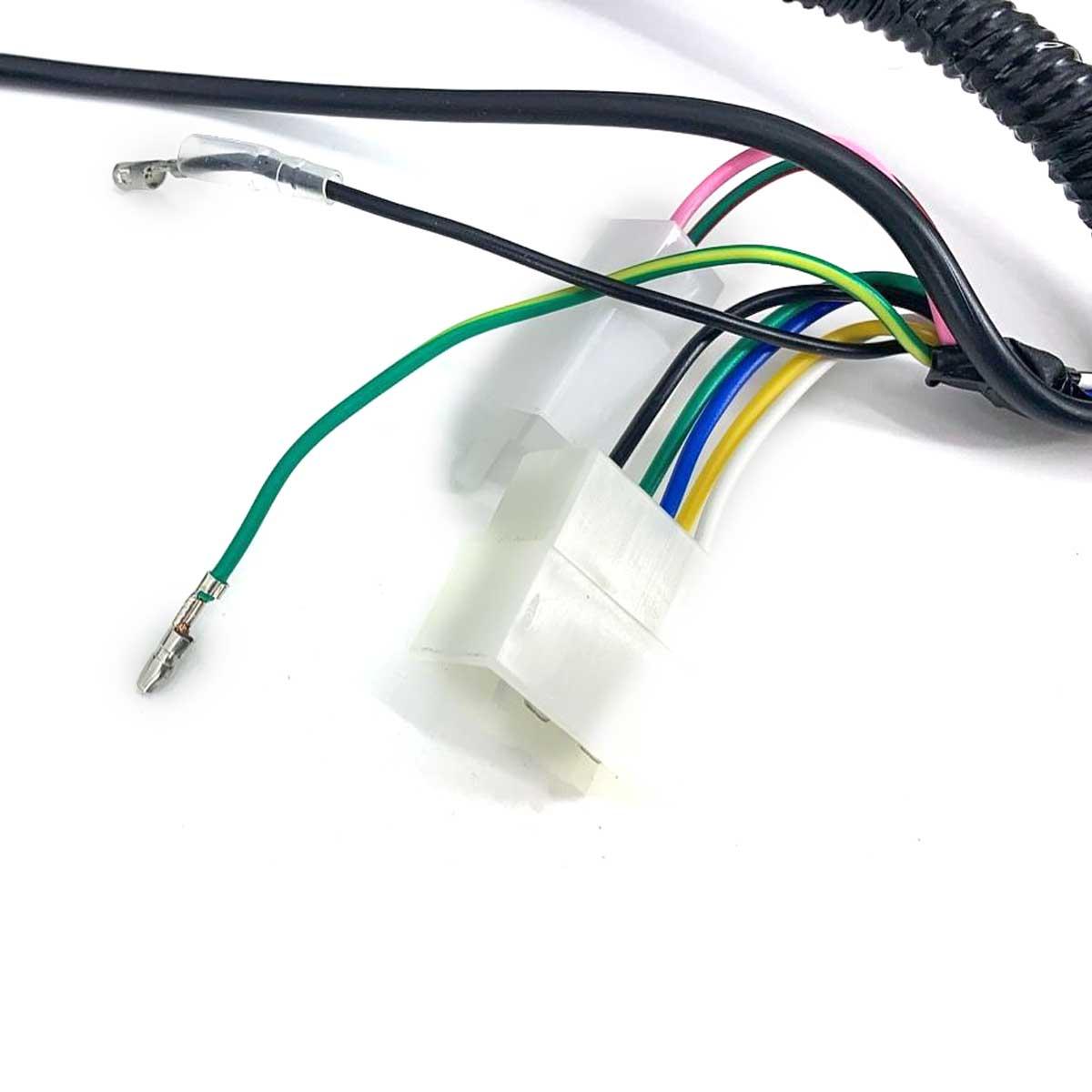 Full Electrics Stator Wiring Harness Loom Set For 150cc