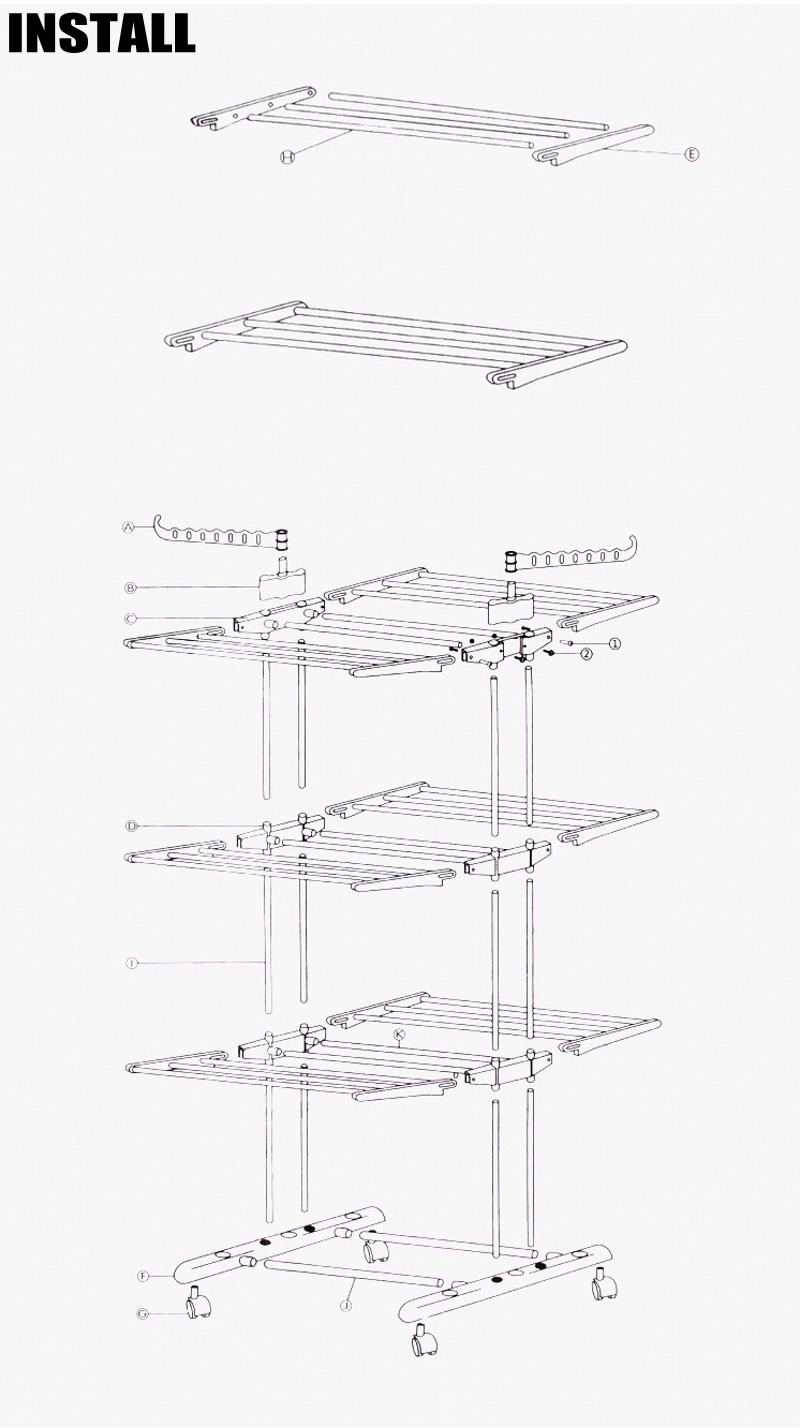 w schest nder fl gelw schetrockner w scheturm. Black Bedroom Furniture Sets. Home Design Ideas