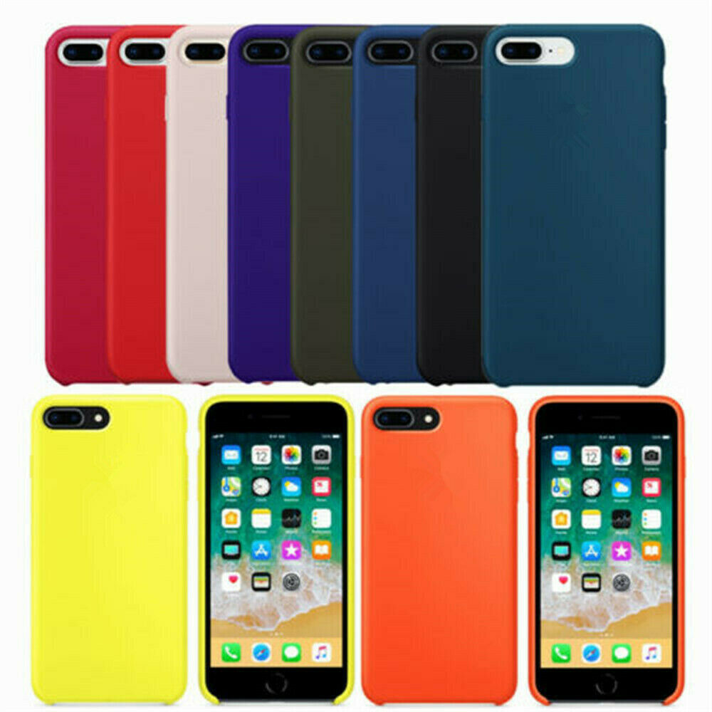 cover iphone 8 silicone
