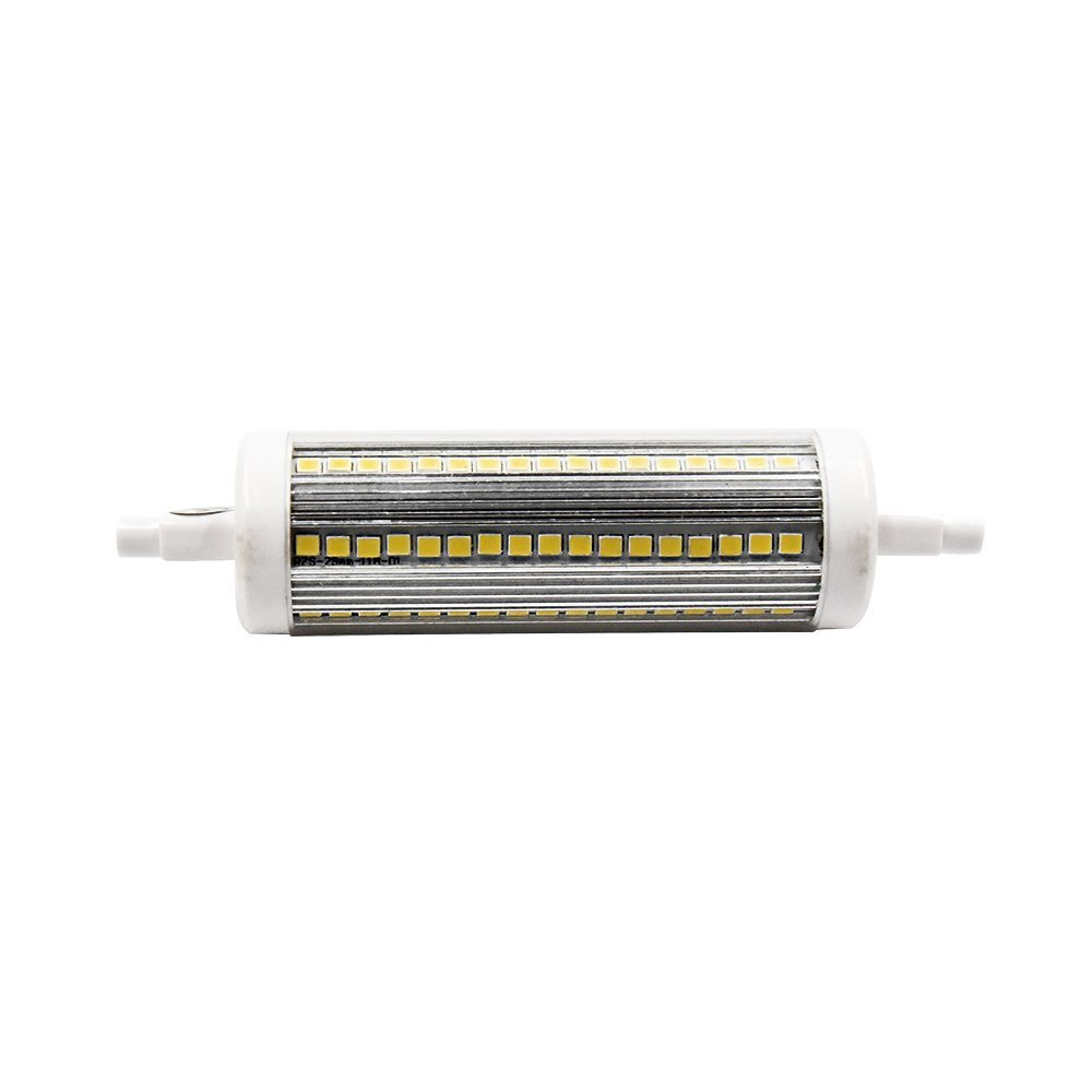 20w r7s led 118mm linear j type non dimmable lamp bulb 200w halogen replacement ebay