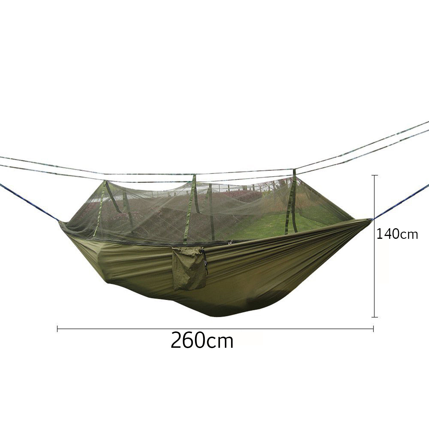 511b298d2f Camping Tent Portable Outdoor Mosquito Net Hammock Hanging Bed Sleeping  Swing