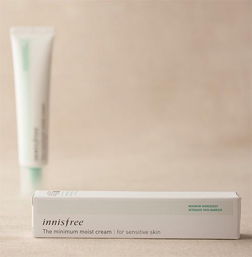 The Minimum Moist Cream by innisfree #12