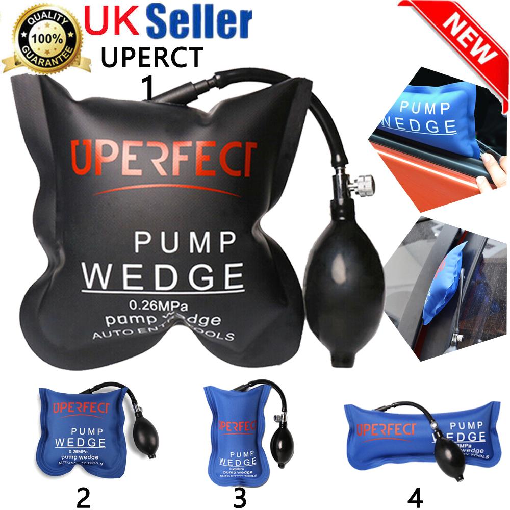 Auto Pump Wedge Inflatable Shim Cushioned Automotive Air Pump Hand Tool F Window