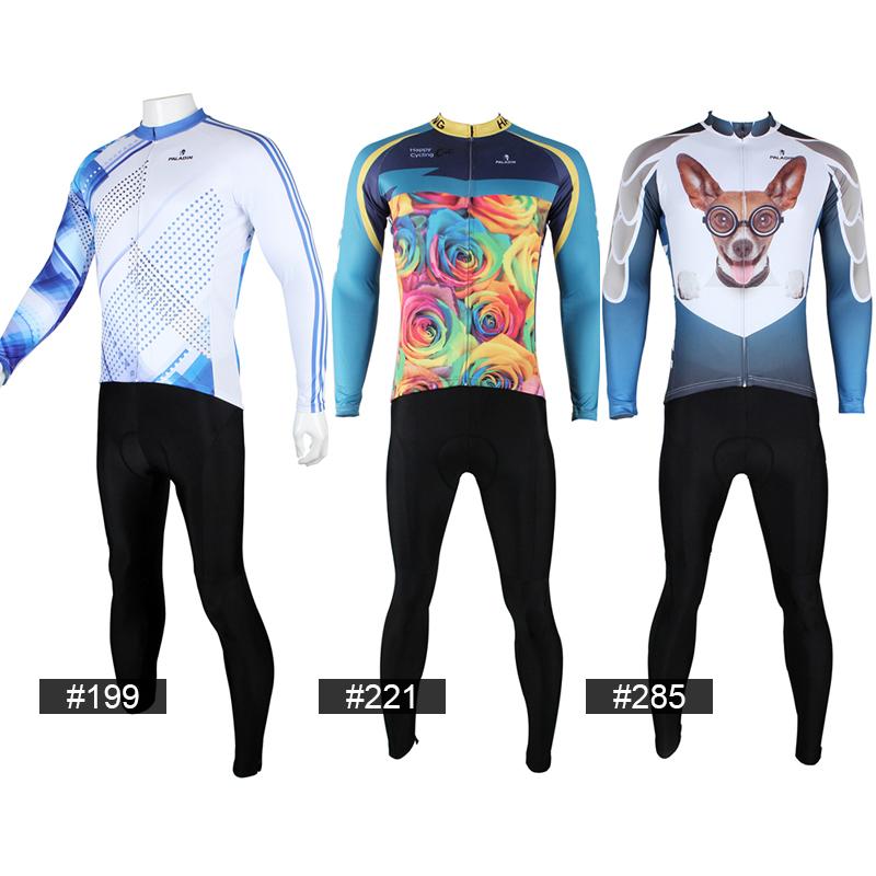 c020e5e58 Pro Men s Bike Cycling Long Sleeve Top Shirt Clothing Sport wear ...