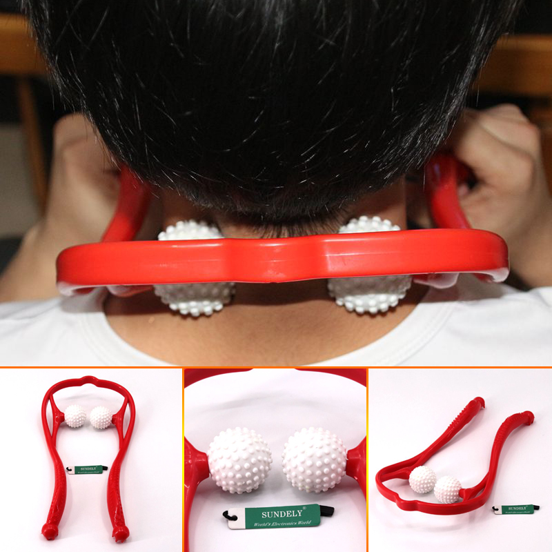 Massage Pressure Point Therapy Massager Comfortable Neck