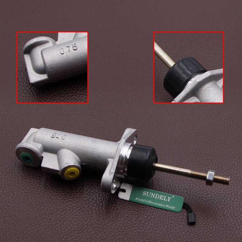1PC High Quality Car Hydraulic Handbrake Master Cylinder 0.70 Bore Brake Clutch
