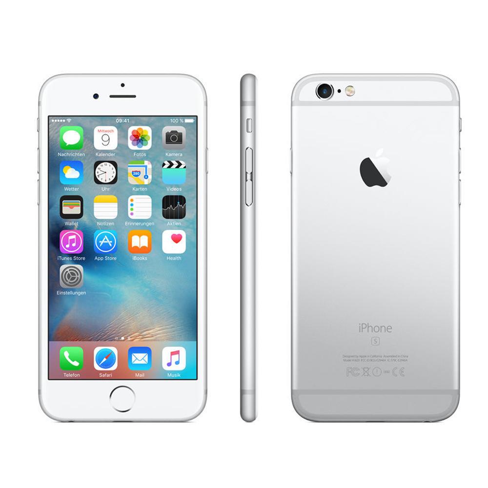New Factory Unlocked APPLE iPhone 6s 16GB 64GB 128G 1Yr Warranty in ... 18c800357321