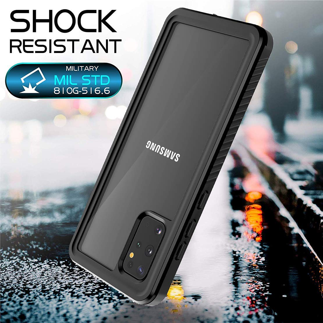 Waterproof Case For Samsung Galaxy S20, S20+ and S20Ultra