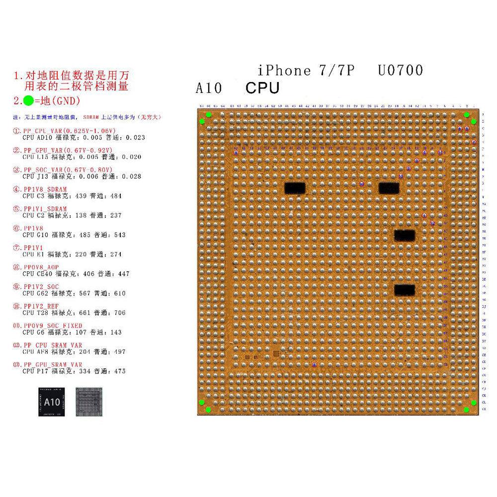 Wuxinji Usb Dongle Board Schematic Diagram Repair For Iphone 4 Logic Platform Software