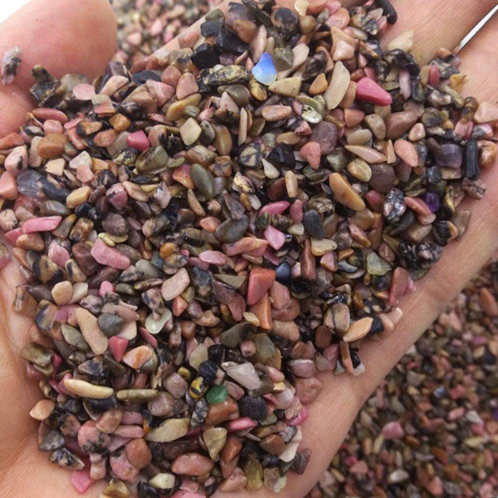 LOTS-Natural-Crystals-Gravel-Stone-Rocks-Aquarium-Fish-Tank-River-Home-Decor thumbnail 34