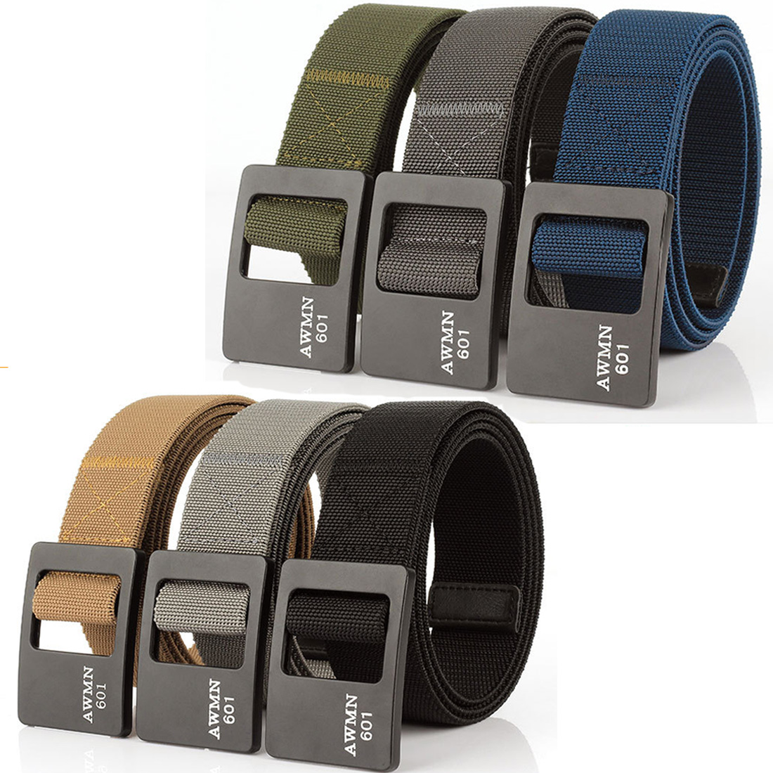 Bag Strap Adjustable Belt Buckle Outdoor Sports Waistbands Tactical Waistband