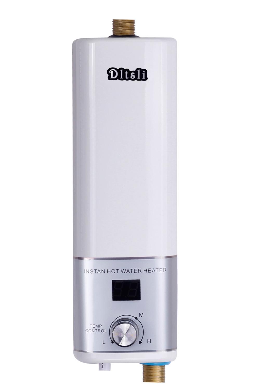 Bath Adjustable Temp Portable Electric Hot Water Heater