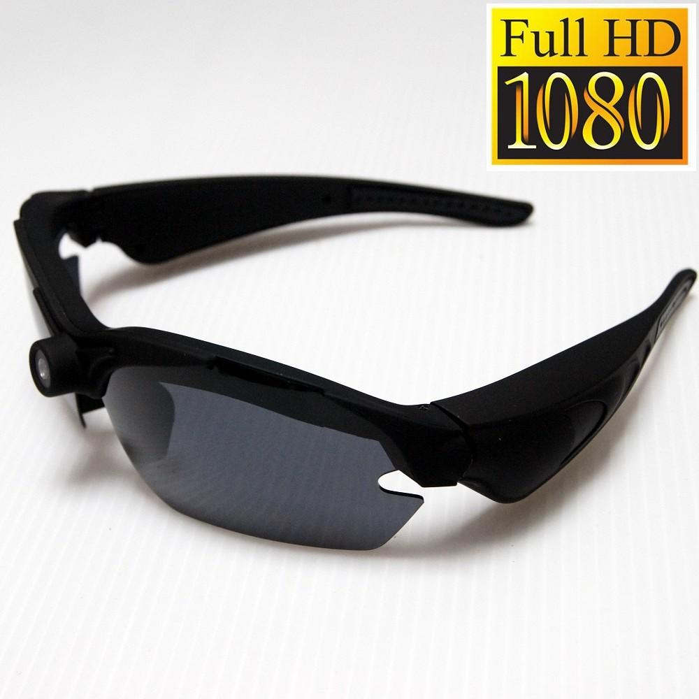 1080P Sunglasses Camera Outdoor Smart Glasses Camera Mini DV Recorder Mini