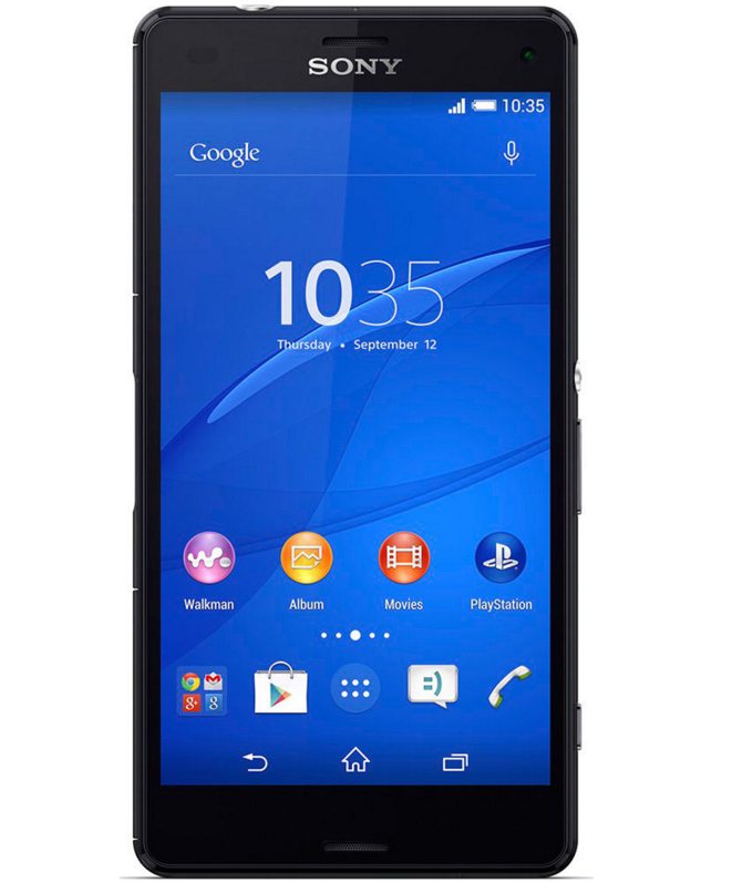 sony ericsson xperia z3 compact d5803 unlocked 16gb 20 7mp. Black Bedroom Furniture Sets. Home Design Ideas