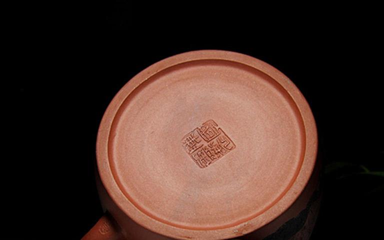 Chinese Kerb Zisha Teapot C