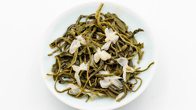 green tea with jasmine d