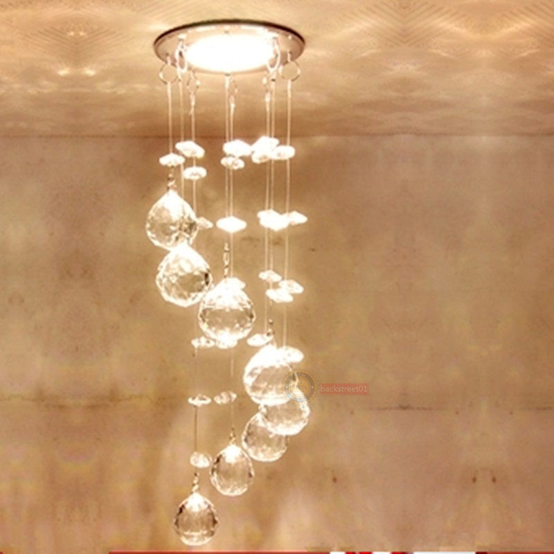 Crystal led ceiling light small chandelier ceiling lamp pendant crystal led ceiling light small chandelier ceiling lamp mozeypictures Choice Image