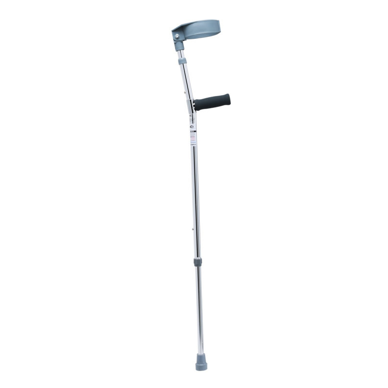Ultralight Portable Adjustable Forearm Crutch Walking Stick