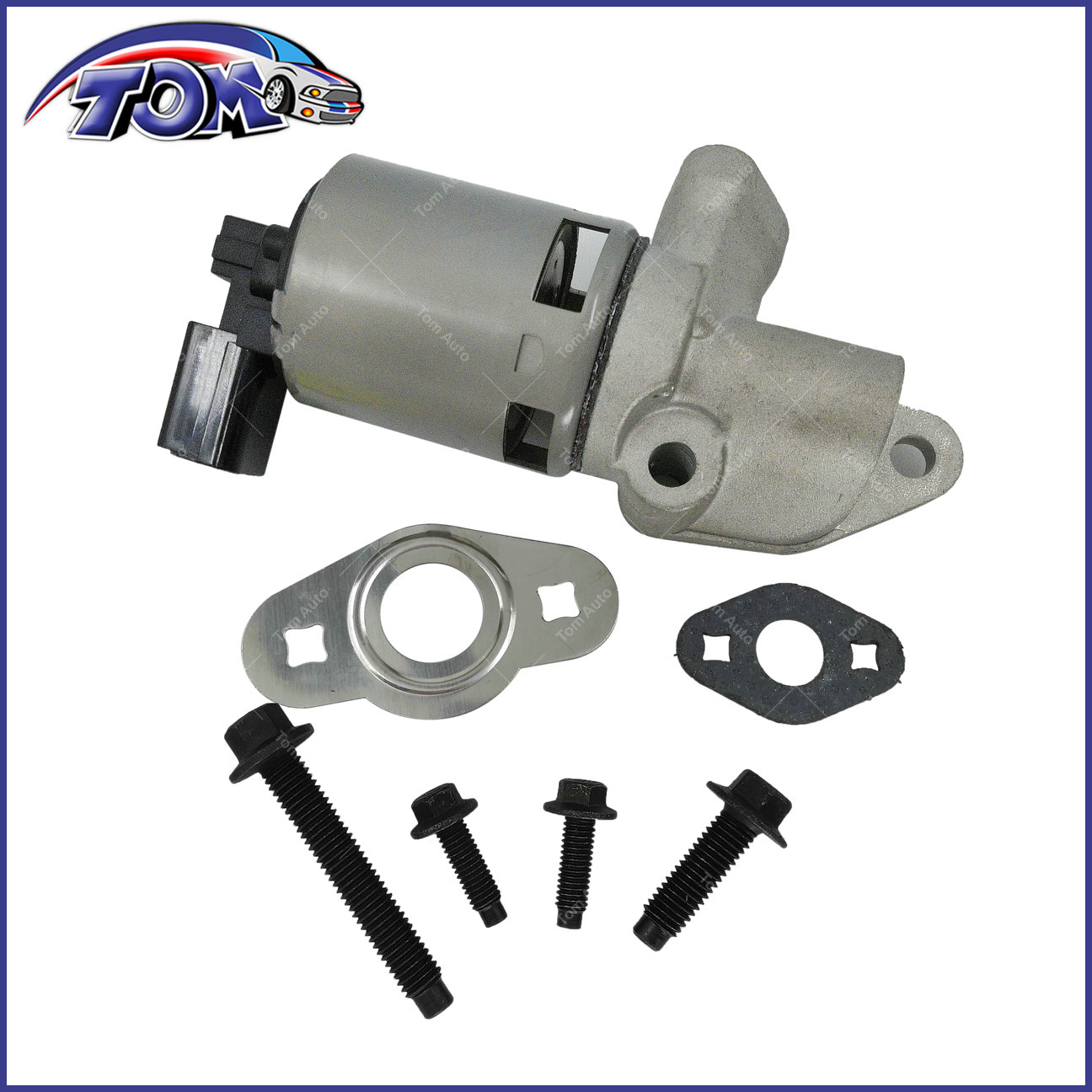 BOXI EGR Exhaust Gas Recirculation Valve Compatible with Jeep Wrangler Chrysl-er Town /& Country VW Routan Dodge Grand Caravan EGR1909 4861674AB