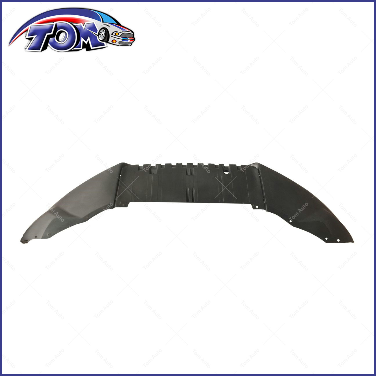 FRONT AIR DAM DEFLECTOR LOWER VALANCE FOR FORD ESCAPE