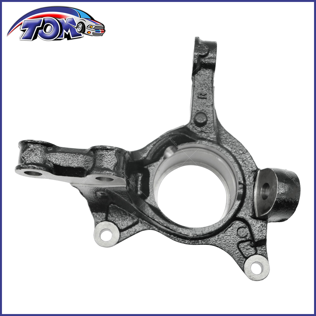 A-Premium Steering Knuckle Replacement for Lexus RX350 RX450h Toyota Highlander Sienna 2009-2019 Front Right
