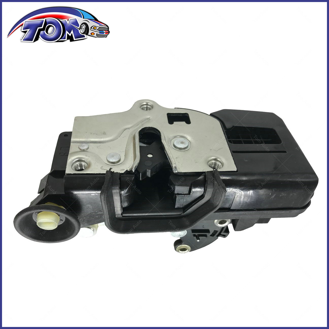 Door Lock Actuator Motor Rear Left Fits 03-07 Cadillac CTS SRX 931-397