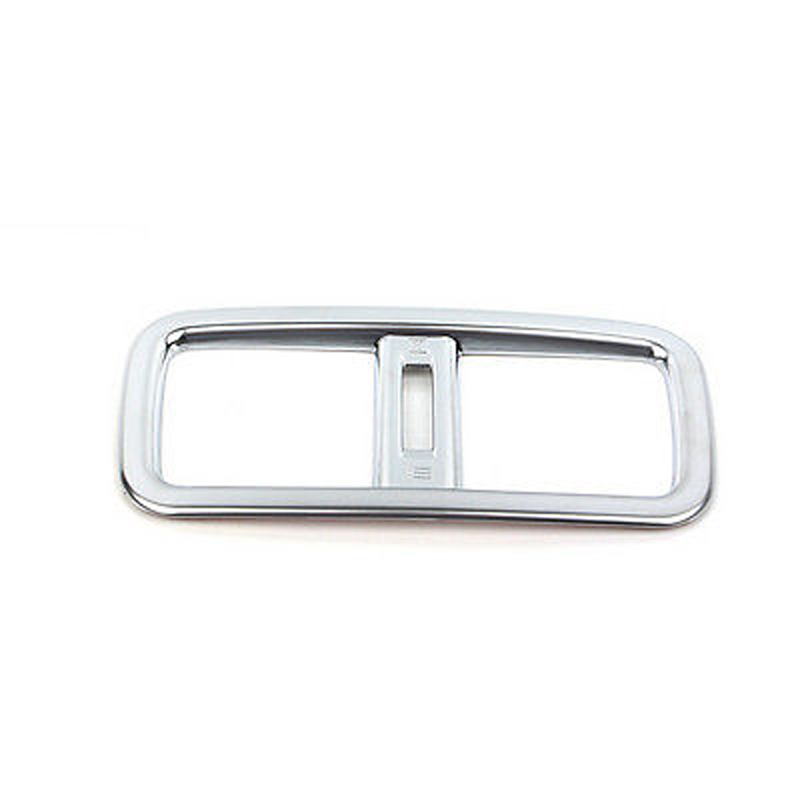 ABS Rear armrest box air condition vent cover trim 1pcs For Honda CRV 2012-2015