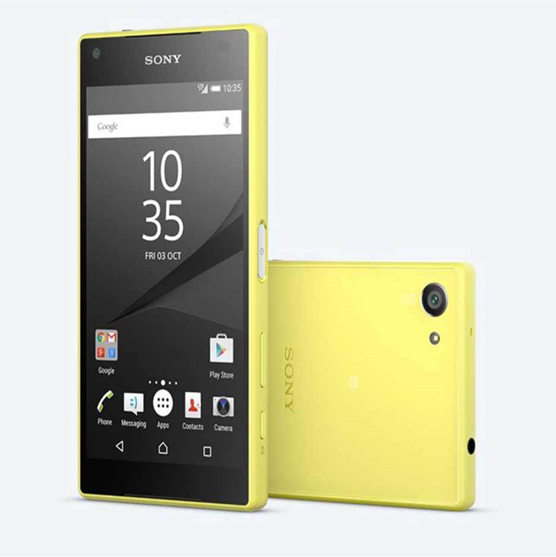 sony xperia z5 compact e5823 gsm unlocked smartphone ips lcd screen 32gb ebay. Black Bedroom Furniture Sets. Home Design Ideas