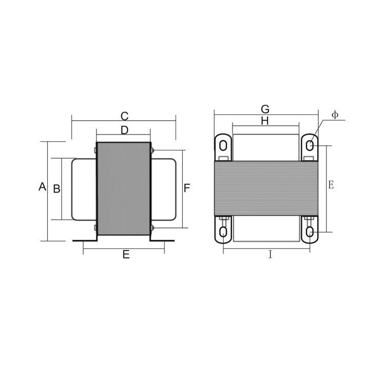 Details about Raphaelite 10W single-ended output transformer OP4 2K10A-V  KT66 6V6 6L6