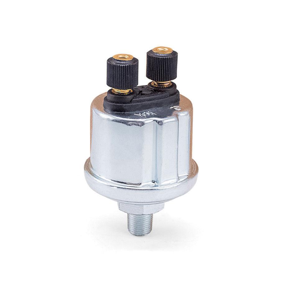 Top 47 Best Oil Pressures: VDO Type Oil Pressure Sender 150 Psi 10-180 Ohms Low 11