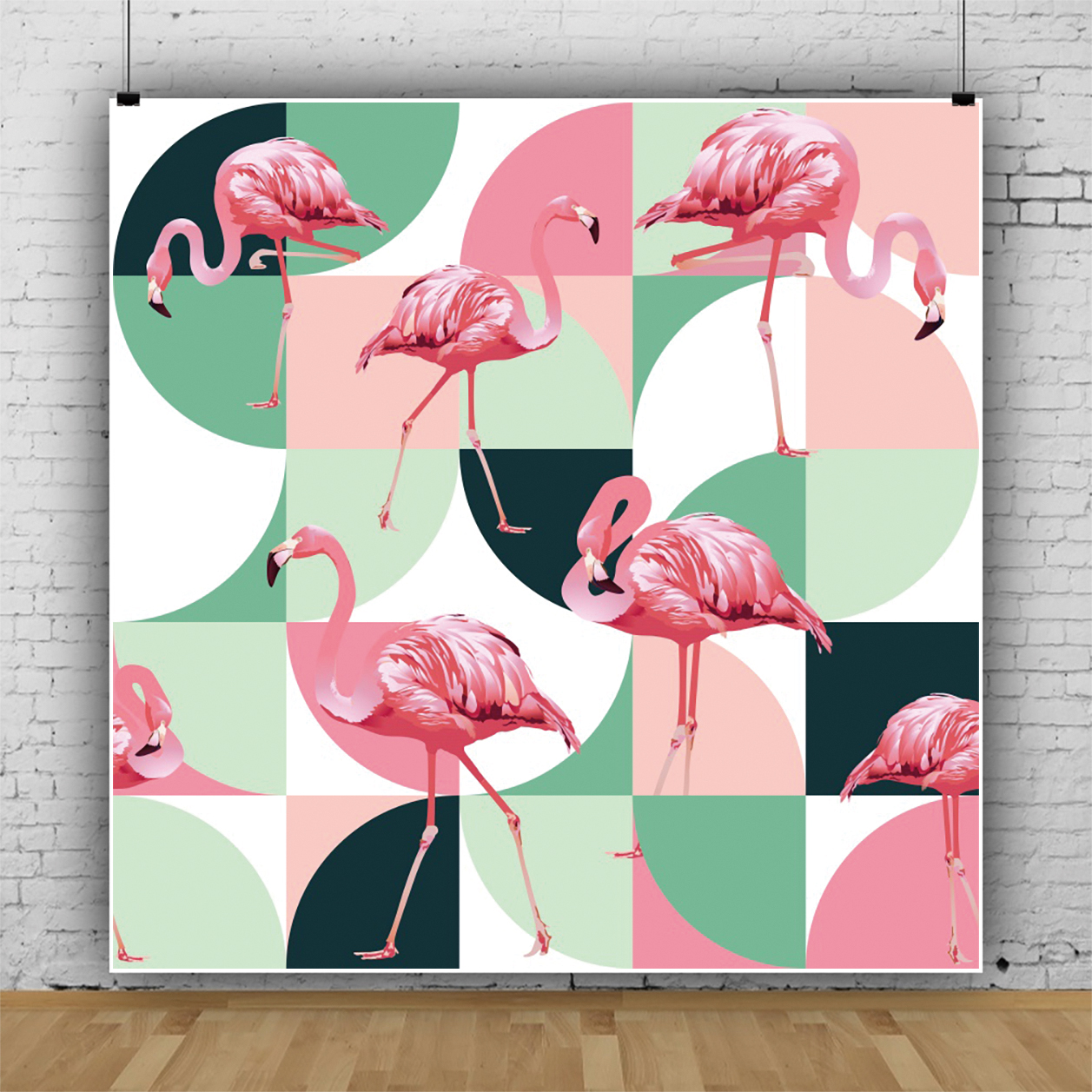 Mocsicka 8x8ft Custom Any Size,Material and Picture