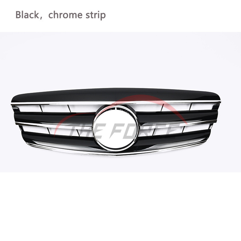 Front Grille Vent Fit For Mercedes Benz B B200 B Class: Grille For Mercedes-benz S Class W221 2003-2005 Front
