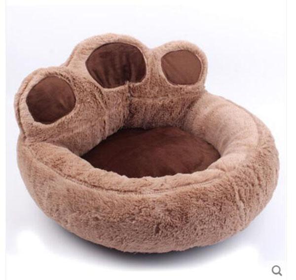 Removable Washable Super Thick Conform Peg Dog Cat Bed Mat Cushion M L 4 Season
