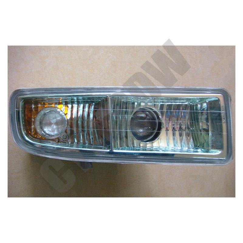 2pcs For Lexus LX470 2003-2007 Front Bumper ABS Trim Cover Fog Light Lamp
