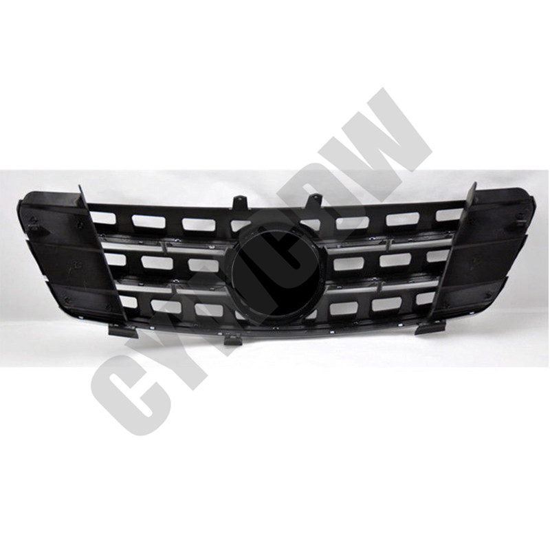 Front Grille Vent Fit For Mercedes Benz B B200 B Class: Black&Chrome Front Vent Grille Refit Fit For Mercedes-Benz