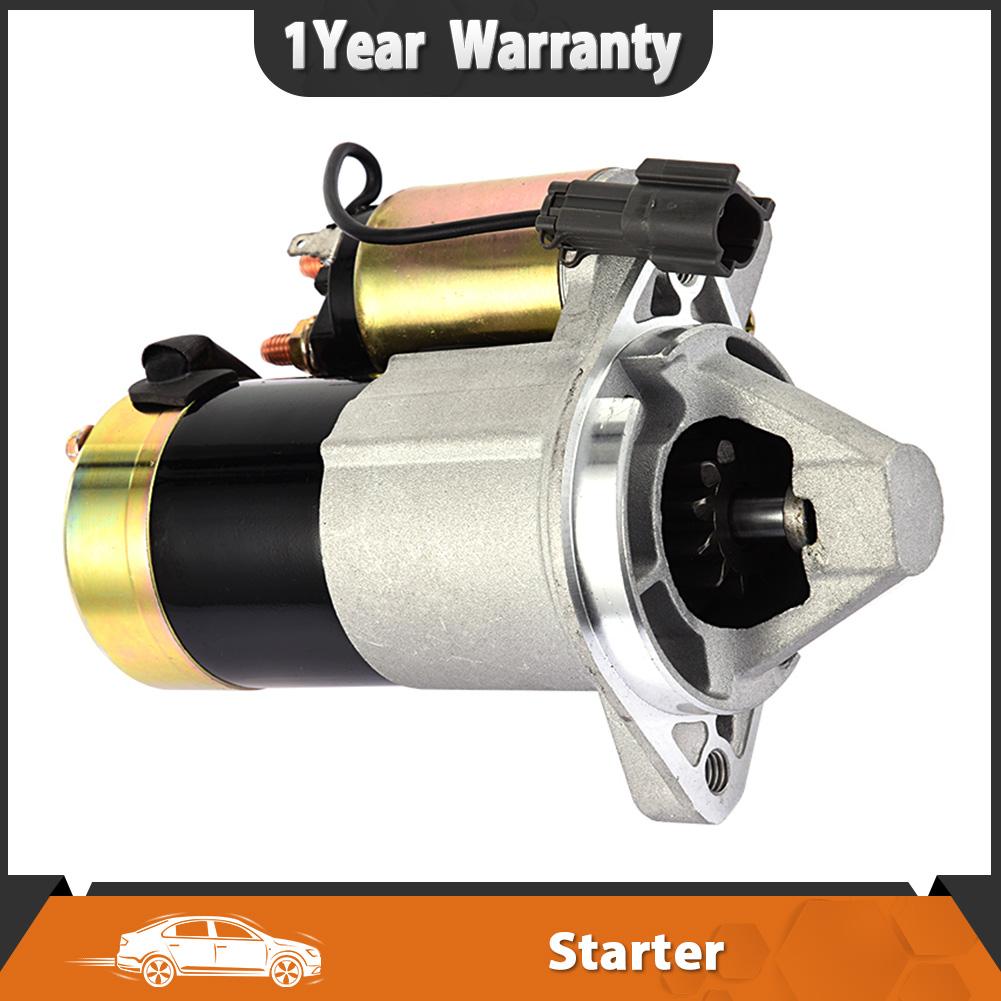 Starter 17859 for Nissan 02-04 Frontier Truck 01-04 Xterra 3.3L 3275CC V6