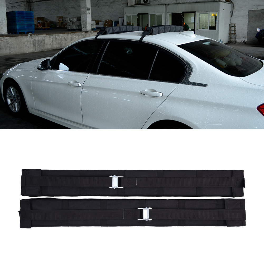 Universal Car Roof Top Cargo Storage Rack Luggage Carrier