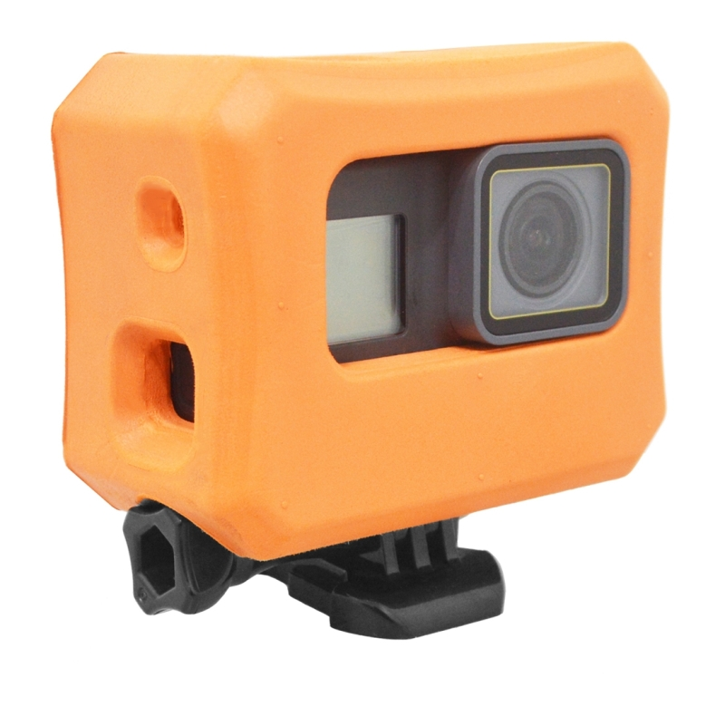 Details about PULUZ Floaty Case with Backdoor for GoPro HERO7 /6 /5  Protective Housing Shell