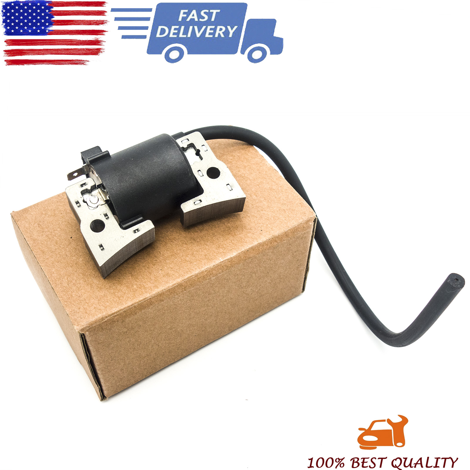 Details about Ignition Coil For Club Car 92-96 DS FE290 FE350 Gas Golf Cart  Ignitor 1016492 US