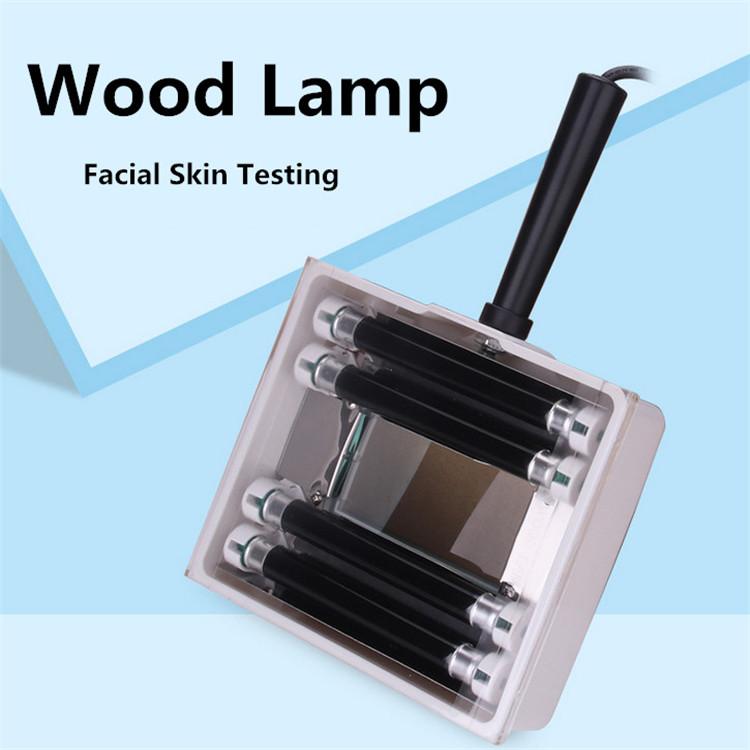 Wood Lamp Skin Care UV Magnifying Analyzer Beauty Facial ...