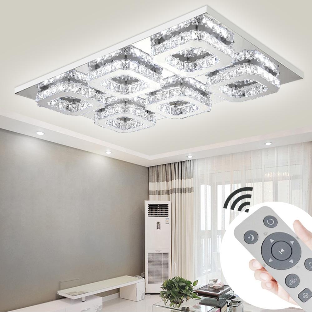 12W LED Deckenlampe Dimmbar Flurleuchte Deckenleuchte Badezimmer Badlampe Modern