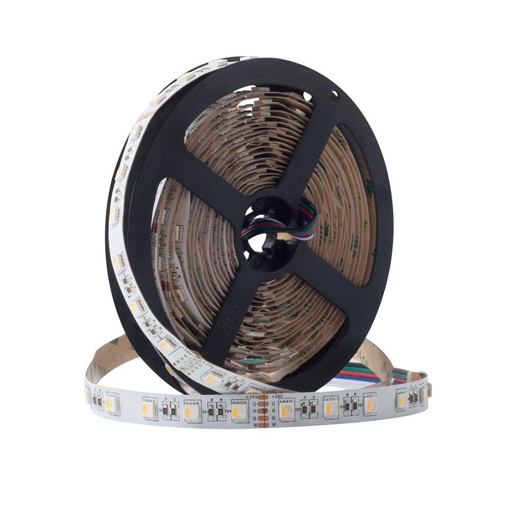 5m led streifen 24v rgbw rgbww 4 in 1 led 5050 ip30 stripe dimmbar band leiste ebay. Black Bedroom Furniture Sets. Home Design Ideas