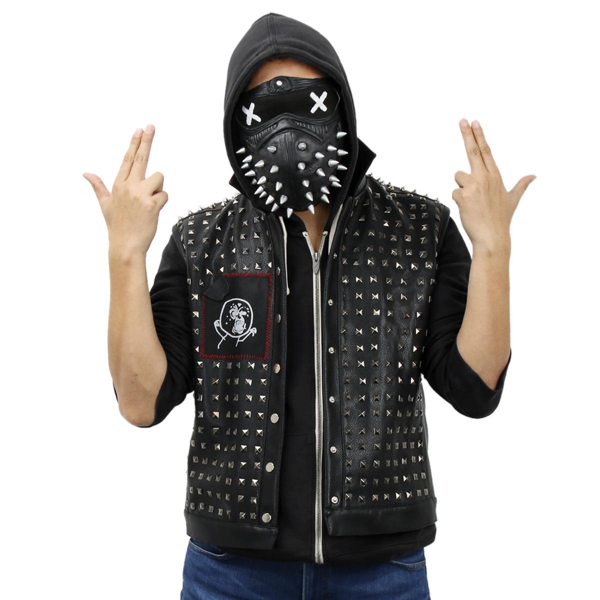 Leather jacket for dogs - Leather Jacket For Dogs 59