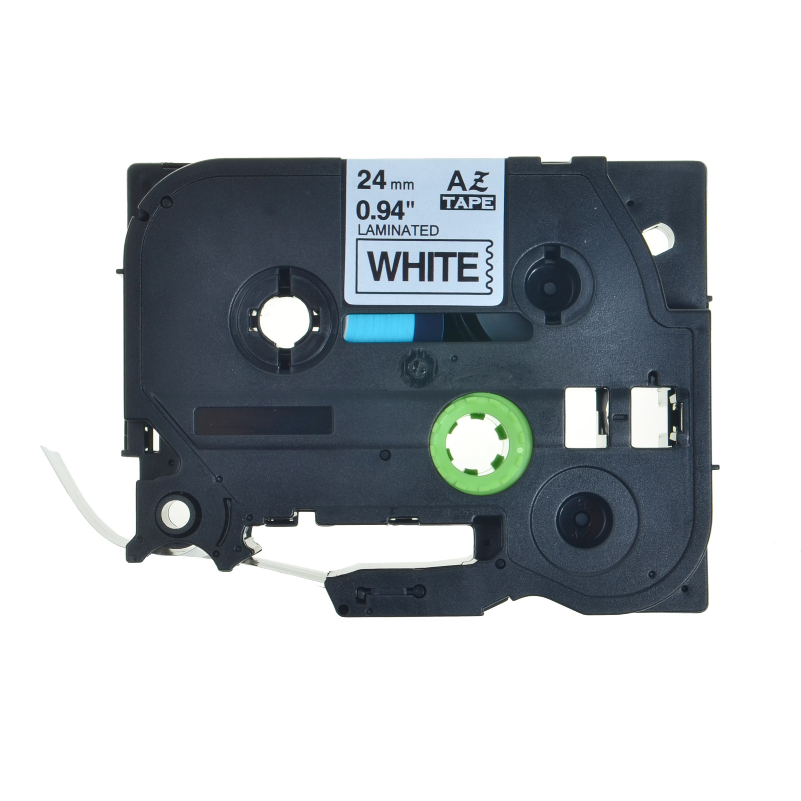 "20PK TZ-251 Black on White Label Tape For Brother P-touch PT-D600 0.94/"" TZe-251"
