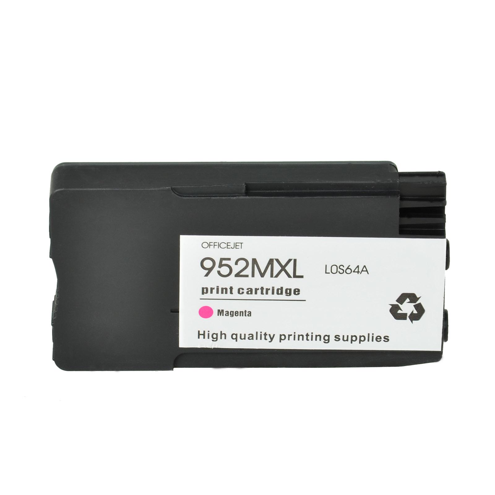3PK 952XL Black Ink Cartridge For HP Officejet Pro 7740 8210 8216 8218 8710 8714