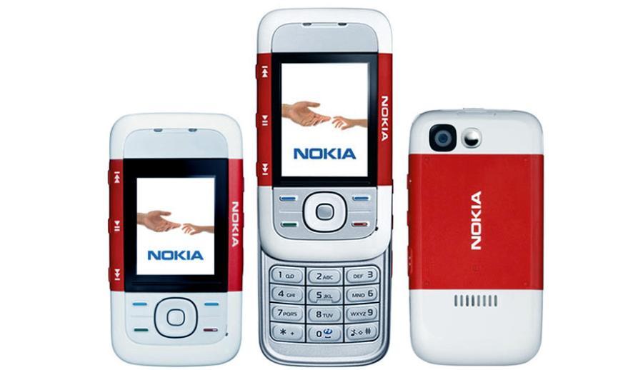 NOKIA 5200 XpressMusic-Unlocked Cellular Original GSM Mobile Phone ...
