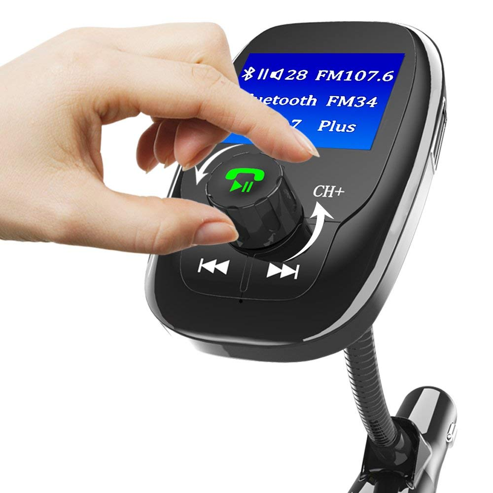 kfz bluetooth fm transmitter auto radio transmitter mp3. Black Bedroom Furniture Sets. Home Design Ideas
