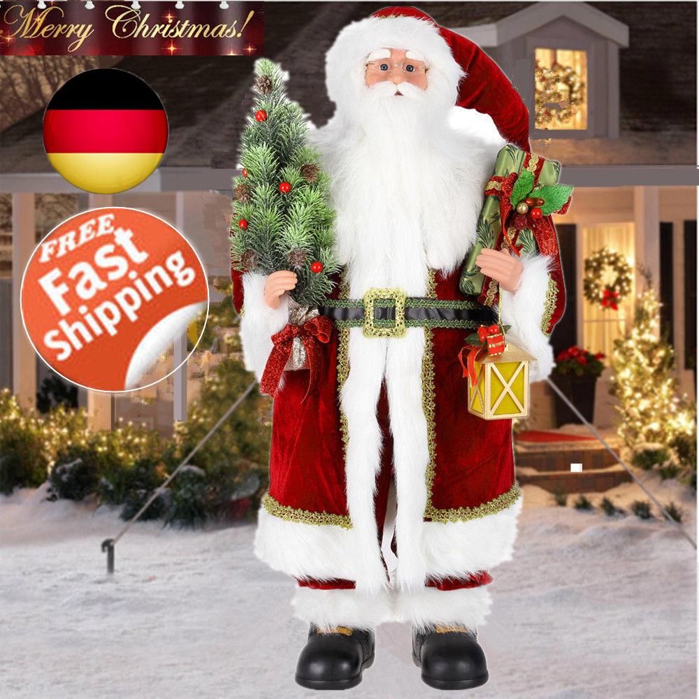 36inch weihnachtsmann deko weihnachts nikolaus santa. Black Bedroom Furniture Sets. Home Design Ideas