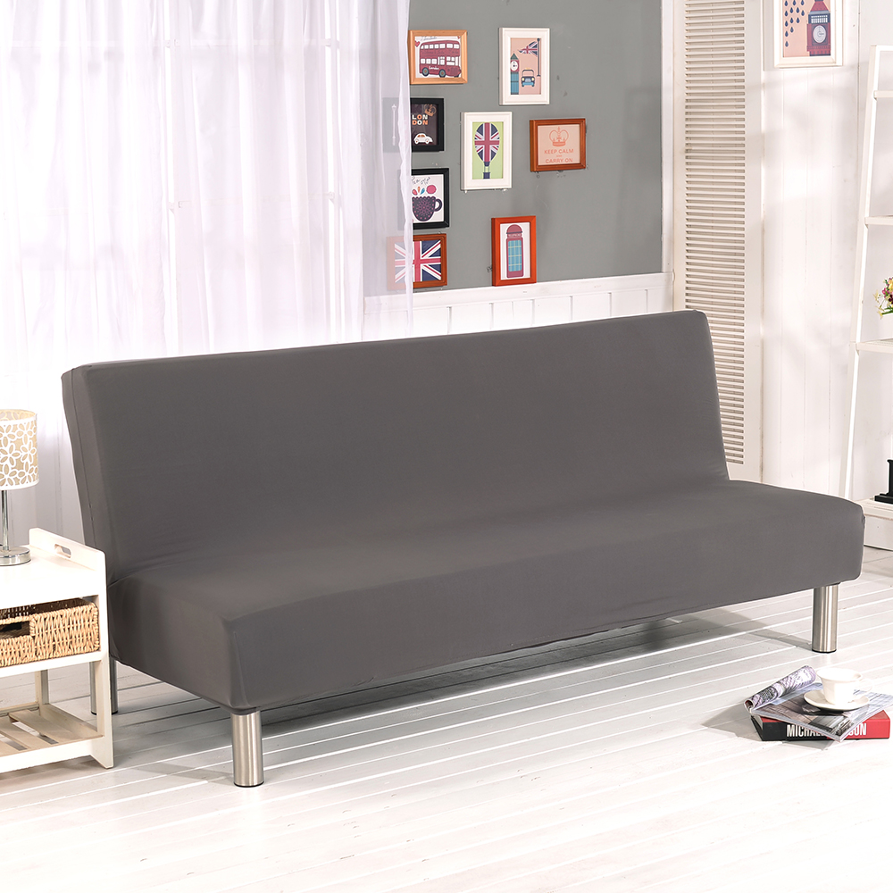 folding armless sofa futon cover furniture seater protector  folding armless sofa futon cover furniture seater protector couch      rh   ebay