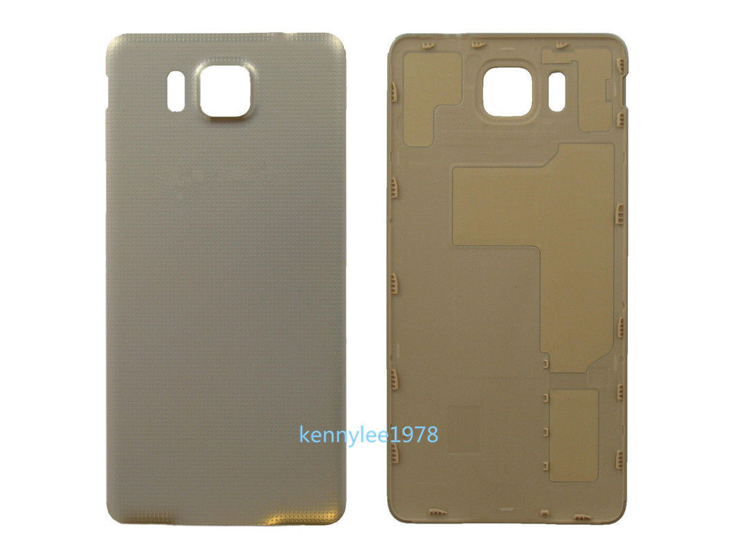 f3859126a3c Rear Back door Housing Battery Cover case For Samsung Galaxy Alpha G850  G850F